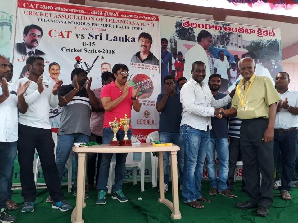 Cricket Association of telanagan-CAT
